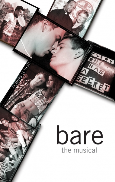 Photo Flash: First Look at BARE'S Just-Released Poster!