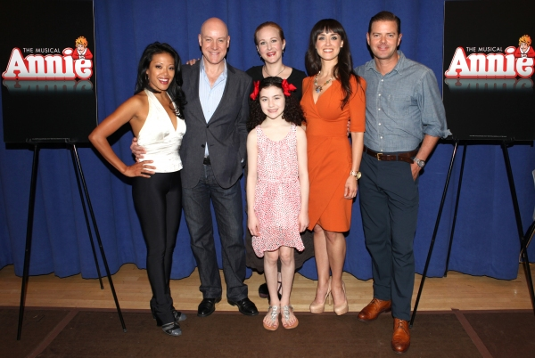 FREEZE FRAME: Meet the Cast of Broadway-Bound ANNIE!