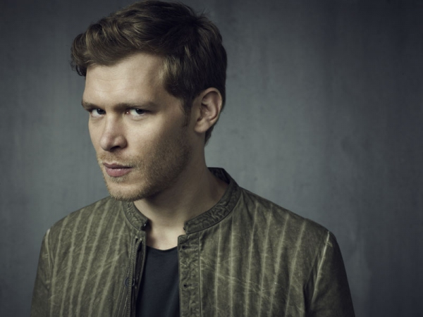 Joseph Morgan as Klaus at First Look at Sexy Season 4 Cast Shots for THE VAMPIRE DIARIES!