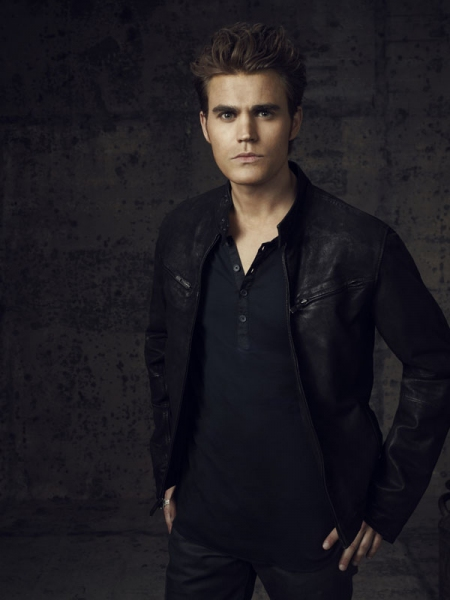Paul Wesley as Stefan at First Look at Sexy Season 4 Cast Shots for THE VAMPIRE DIARIES!