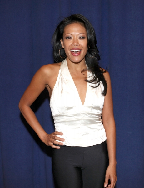 J. Elaine Marcos at Cast of Broadway-Bound ANNIE Meets the Press!
