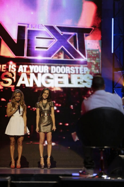Pictured (L-R): Allison Hagendorf and Angela Mukul
