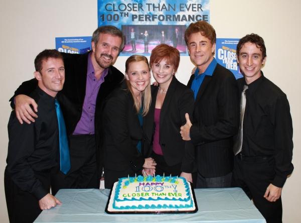 The Cast:  Andrew Gerle, George Dvorsky, Anika Larsen, Jacquelyn Piro Donovan, Sal Vi Photo