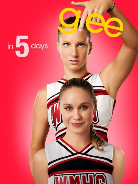 Heather Morris, Becca Tobin at GLEE Premieres Tomorrow- Countdown to Season 4!