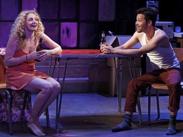 Photo Flash: First Look at Jason Tam & Lauren Molina in MARRY ME A LITTLE