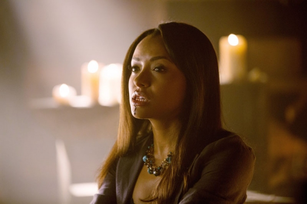 Kat Graham as Bonnie at First Look at the Season 4 Premiere of THE VAMPIRE DIARIES!