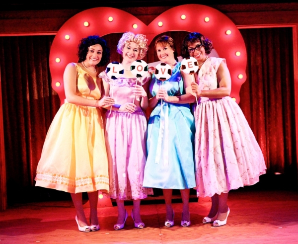 Photo Flash: First Look at Swift Creek Mill Theatre's THE MARVELOUS WONDERETTES