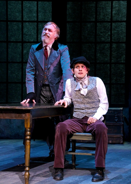 Photo Flash: Shakespeare Theatre of New Jersey's OLIVER TWIST Begins Previews Tonight, 9/12