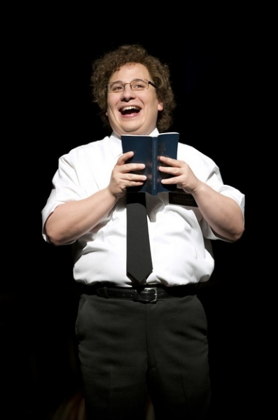 Photo Flash: THE BOOK OF MORMON Opens Tonight in LA - See Gavin Creel, Jared Gertner and More in Performance!