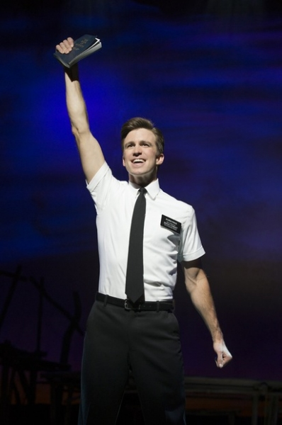Gavin Creel at THE BOOK OF MORMON Opens Tonight in LA - See Gavin Creel, Jared Gertner and More in Performance!