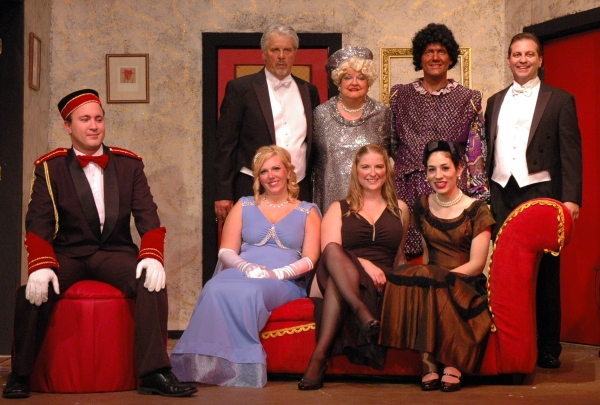 Operatic Farce Shakes the House: LEND ME A TENOR Runs Through Sept. 23