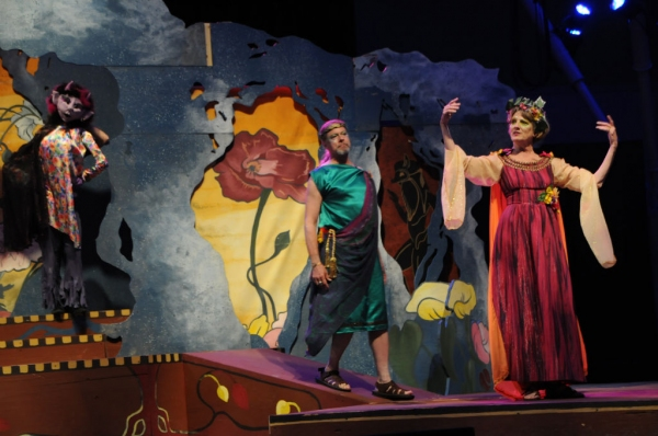 Photo Flash: Sneak Peek at Actors' Theatre's A MIDSUMMER NIGHT'S DREAM