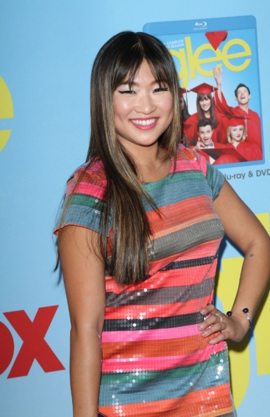Photo Flash: Lea Michele, Kate Hudson & More at GLEE Season 4 Screening
