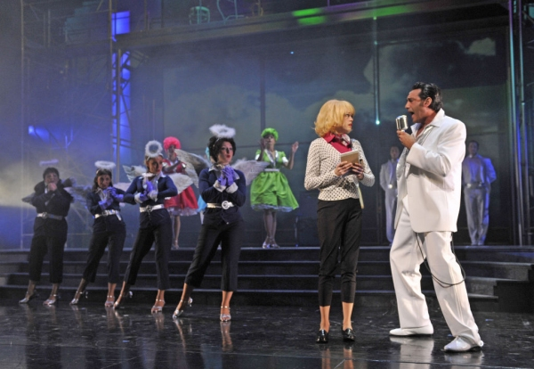 Photo Flash: First Look at GREASE at the Paramount Theatre