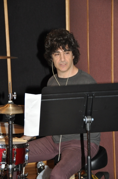 Exclusive Photos: ROCK OF AGES Cast Records 'Carols For A Cure'