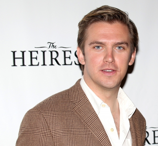 Dan Stevens at Jessica Chastain and THE HEIRESS Cast Meets the Press!