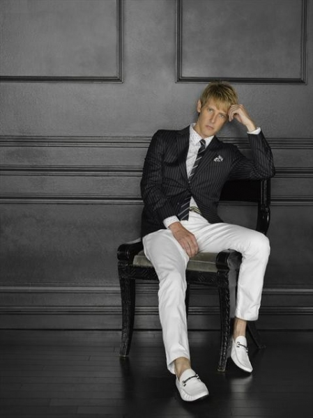 Gabriel Mann as Nolan Ross at Meet the Season 2 Cast of REVENGE on ABC!