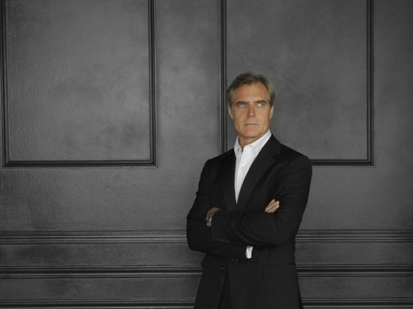 Henry Czerny as Conrad Grayson at Meet the Season 2 Cast of REVENGE on ABC!