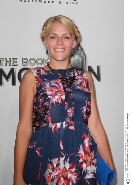Mandatory Credit: Photo by Jim Smeal / BEImages (1094089au)Busy Philipps'Book of Mormon' Opening Night, Los Angeles, America - 12 Sep 2012
