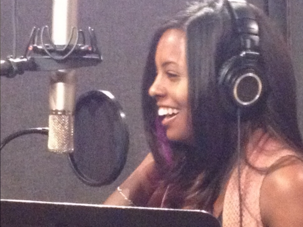 Photo Flash: BRING IT ON's Adrienne Warren Records Opening Song for Macy's Thanksgiving Day Parade