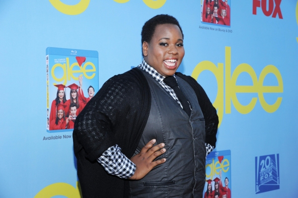 GLEE SEASON FOUR PREMIERE SCREENING AND VIP RECEPTION: New cast member Alex Newell arrives on the red carpet for the GLEE SEASON FOUR PREMIERE SCREENING AND VIP RECEPTION on Weds. Sept. 12 at Paramount Studios in Hollywood, CA. CR: Vince Bucci/FOX at GLEE Season Four Premiere Red Carpet Arrivals - Lea Michele, Kate Hudson, Darren Criss and More!
