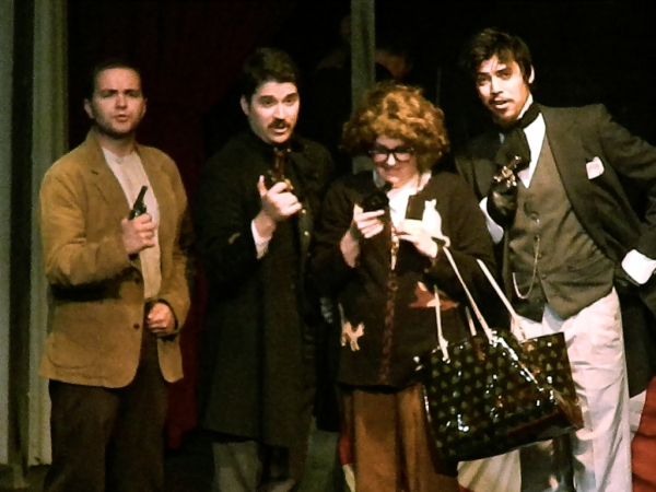 BWW Reviews:  Equinox Theatre Presents ASSASSINS - Killer Effort!