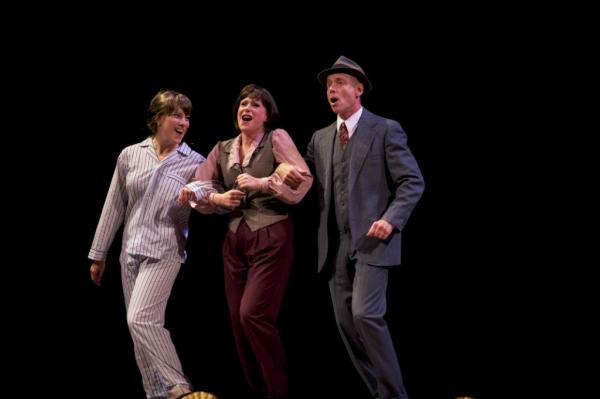 Kim Carson, Denise Whelan and Greg Wood