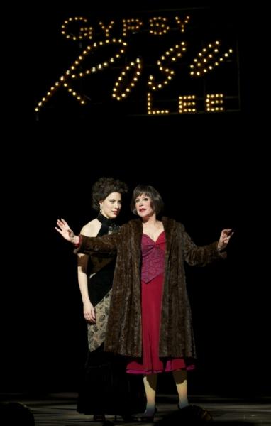 Kim Carson and Denise Whelan