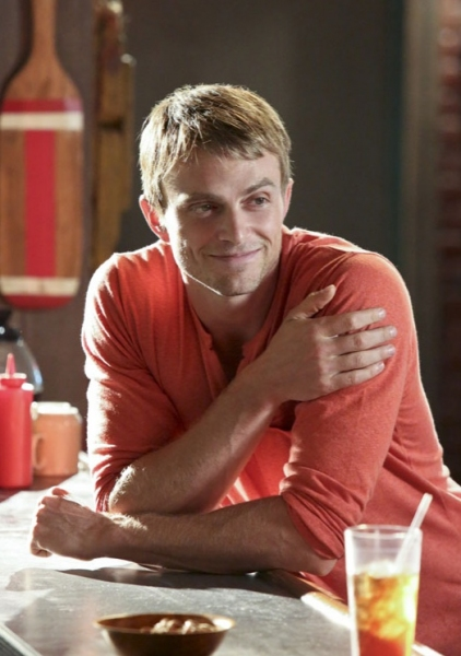 Wilson Bethel at Rachel Bilson & More in The CW's HART OF DIXIE