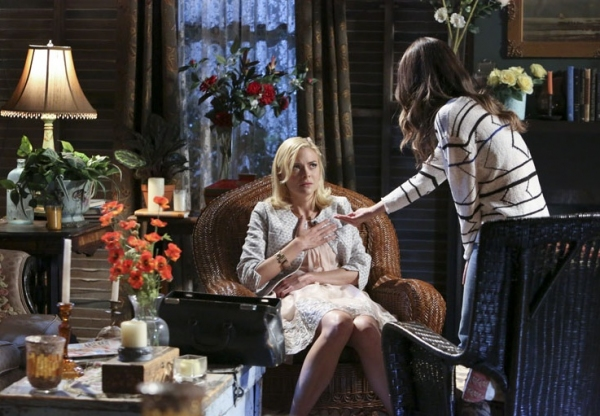 Jaime King, Rachel Bilson at Rachel Bilson & More in The CW's HART OF DIXIE