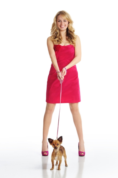 Photo Flash: Sneak Peek at TUTS' LEGALLY BLONDE