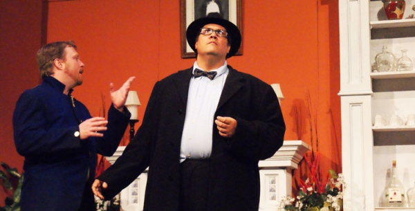 BWW Reviews: MURDER FOR DUMMIES - Fun Despite Flaws