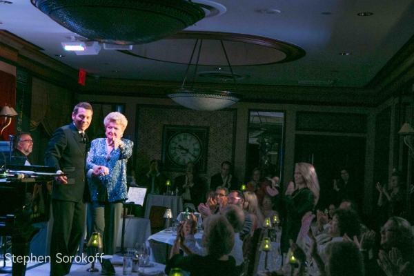 Photo Coverage: Michael Feinstein and Marilyn Maye Duet at Feinstein's!