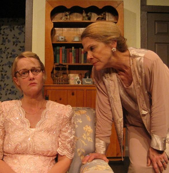 Carolyn Crotty and Helen Wilson
