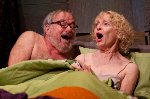 Photo Flash: First Look at Anne Gee Byrd, K Callan and More in THREE VIEWS OF THE SAME OBJECT
