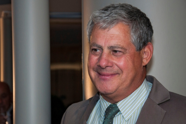 Cameron Mackintosh at Cameron Mackintosh and More at Opening Night of St. James Theatre!