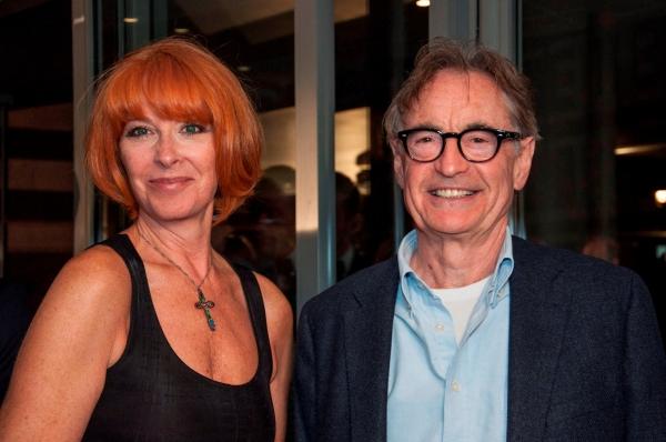 David Gilmore and Fiona Gilmore