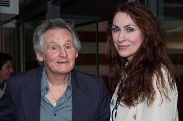 Photo Flash: Cameron Mackintosh and More at Opening Night of St. James Theatre!