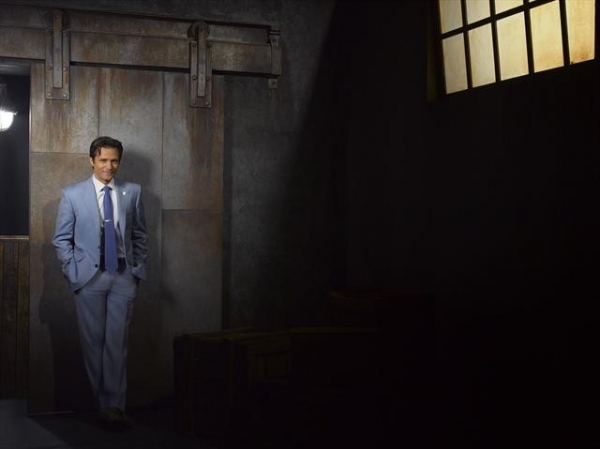 Seamus Dever as NYPD Detective Kevin Ryan at Meet the Cast of CASTLE on ABC!