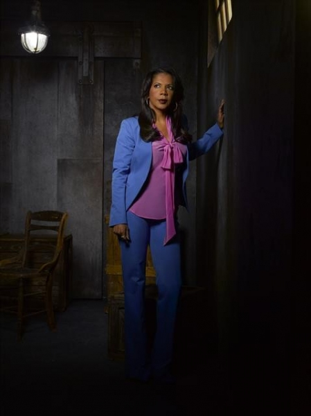 Penny Johnson Jerald as NYPD Captain Victoria Gates
