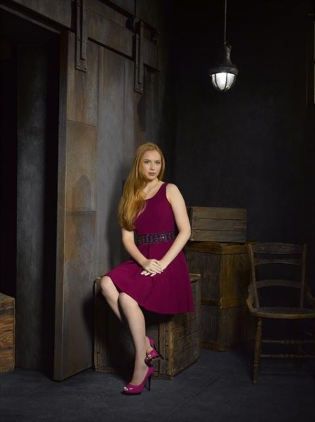 Molly Quinn as Alexis Castle