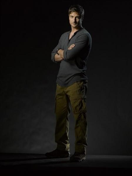 Daniel Lissing as SEAL Officer James King