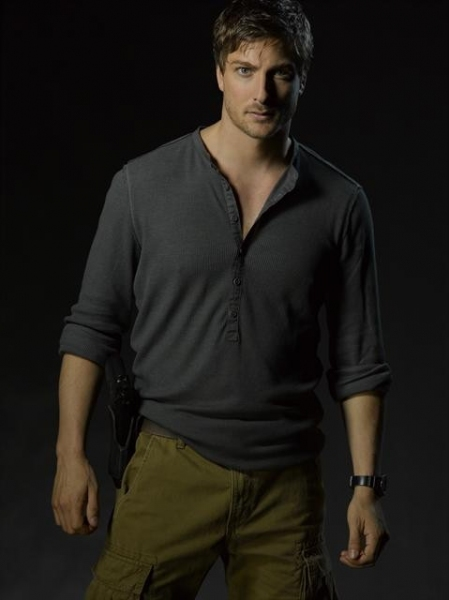 Daniel Lissing as SEAL Officer James King