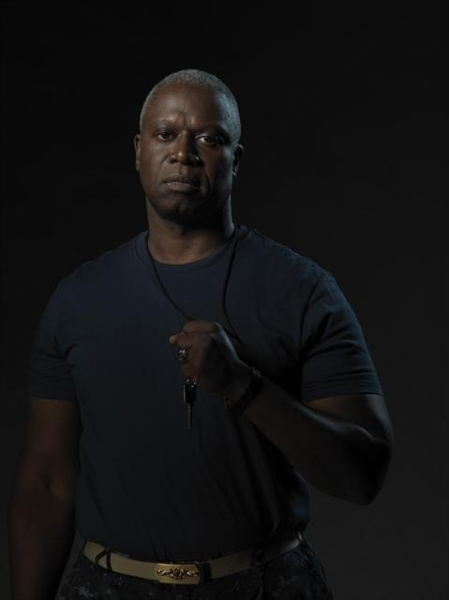 Andre Braugher as Captain Marcus Chaplin at Meet the Cast of ABC'S LAST RESORT!
