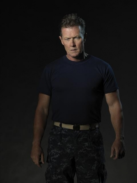 Robert Patrick at Meet the Cast of ABC'S LAST RESORT!