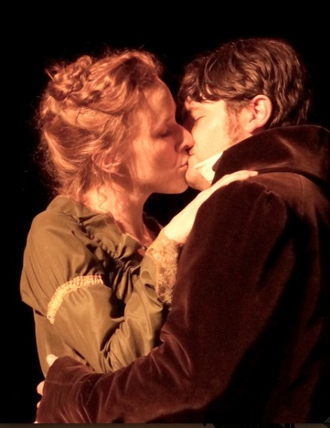 Photo Flash: First Look at Adobe Theater's PRIDE AND PREJUDICE