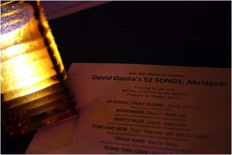 Photo Flash: David Davila's 52 SONGS: ABRIDGED! - Jaime Cepero, Jenna Leigh Green & More