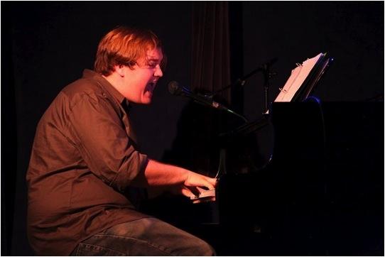 Alexander Sage Oyen at David Davila's 52 SONGS: ABRIDGED! - Jaime Cepero, Jenna Leigh Green & More