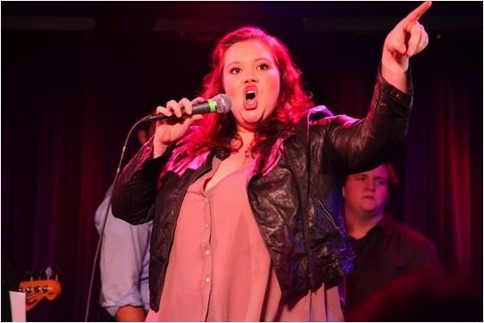 3 at David Davila's 52 SONGS: ABRIDGED! - Jaime Cepero, Jenna Leigh Green & More