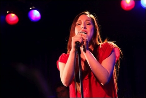 Lacey Angerosa at David Davila's 52 SONGS: ABRIDGED! - Jaime Cepero, Jenna Leigh Green & More